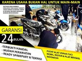 Paket Usaha Cuci Motor Standar Tanpa Hidrolik (MTM-01) Kota Jantho