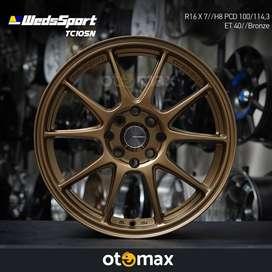 Velg Mobil Weds Sport (CT1069) Ring 16 Bronze