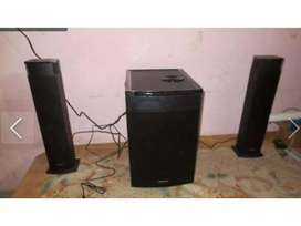Panasonic 2.1 Music System