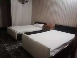 Rooms available on mall road