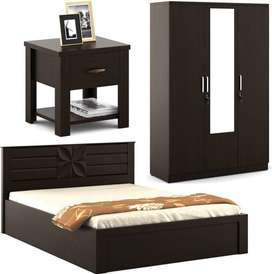 Complete bedroom set