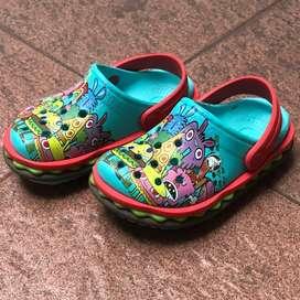 Crocs original sandal anak