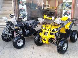 Box Packed 125cc Atv Quad 4 Wheels Delivery In All Pakistan