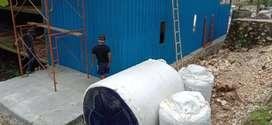Gudang tandon air 1000 wonosari bahan plastik tiga lapis