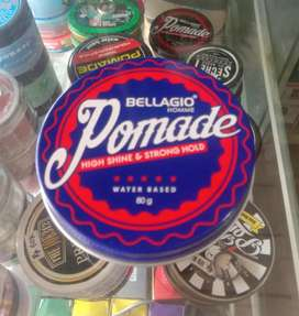 pomade belagio waterbased strong hold