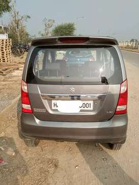 Wagonr Lxi Green Company fitted Cng