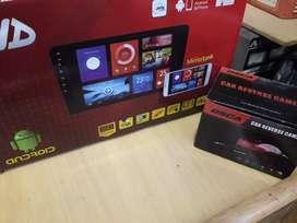 Head.unit android dhd 9 in plus kamera