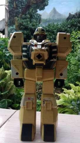 Robot vitage, panjang 20cm