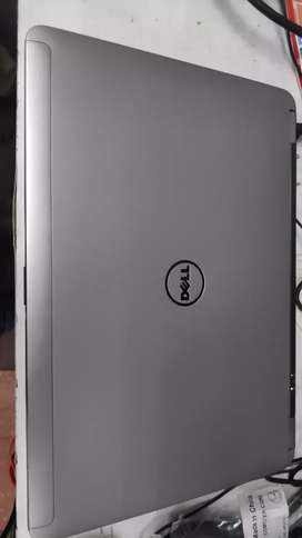 Dell latitude E6440 Laptop (i5-4th, 4GB RAM, 500GB HDD) used Laptop
