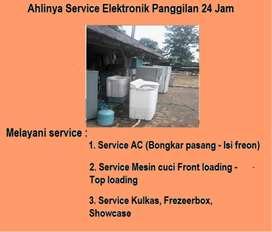 Jasa Perbaikan Kulkas Ac 1pk Mesin cuci SAMSUNG/kompor panggilan 24jam