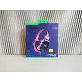Headset Gaming NYK Nemesis HSN-03 ARGUS 3,5mm Audio Jack