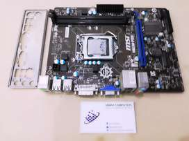 Core i5 4590 with Msi H81Mobo 4th Gen Package