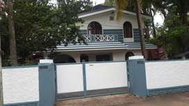 3bhk for rent in Poozhiyil Rd