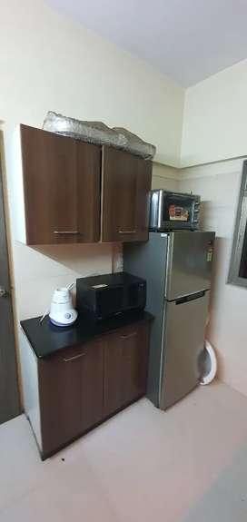 Fridge, microwave, mix
