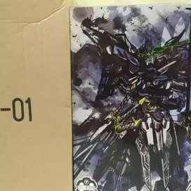 Gundam Masamune vidar, devil hunter