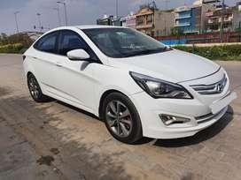 Hyundai Fluidic Verna 2016 Diesel Good Condition