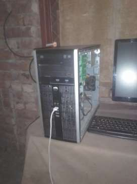 Hp Tower Gaming pc A8