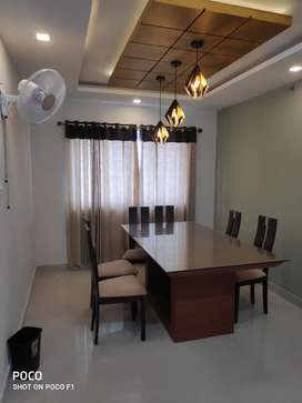 3bhk fully furnished flat for rent at Thondayad bypass