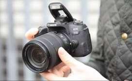 Kamera digital canon 77D