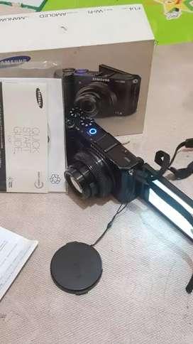 Dijual Cepat Kamera Samsung Smart EX2F
