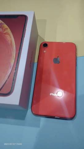 IPHONE , IPHONE XR CORAL 64GB LIKE NEW FULLSET