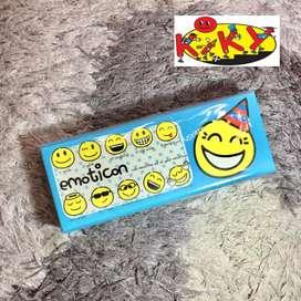 NEW kotak pensil magnet merk KIKY