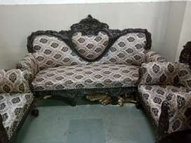 Shisham wooden sofa