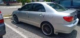 Toyota altis 2001 metic responsif.