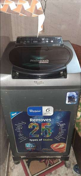 Whirlpool Washing 6.5 kg Fully automatic