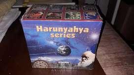 Vcd  film harun yahya  seri ilmu pengetahuan populer segel set