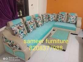 New L shap sofa barand