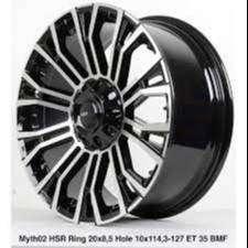 MYTH02 HSR R20X85 H10X114,3-127 ET35 BMF