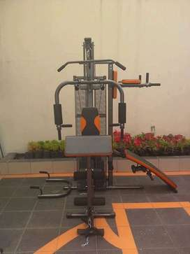 Home Gym 3 Sisi // Moelti TS 15D49