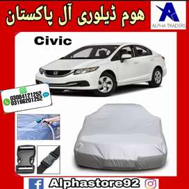 Tamam Car Cover Water Dust Proof 4 Honda Civic - Reborn