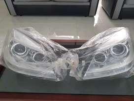 Jual sepasang Headlamp SLK R172 2012