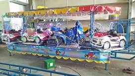 Jual Odong odong2 Kereta panggung Mini Paket Usaha Pancingan Ikan