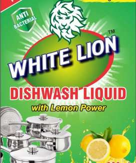 Dishwash Liquid Anti Bacterial