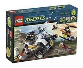 Lego 8969-- 4 Wheeling Persuit
