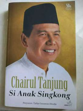 Biografi Chairul Tanjung si Anak Singkong