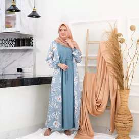 Dress wanita, koleksi lengkap lsg WA