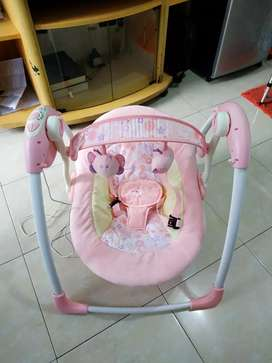 Ayunan Bayi Cocollate Weeler