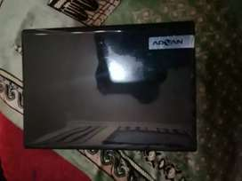 Laptop advan jadul ram 2 gb hanya 500 rb an