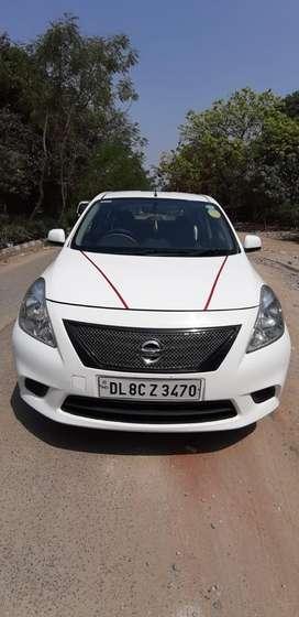 Nissan Sunny XE, 2013, Petrol