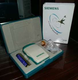 Siemens Hearing Solution Pocket Hearing Aid for All Needs