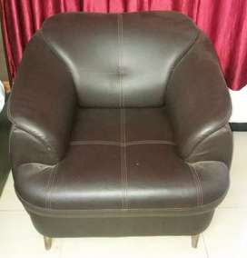 Good condition two single sofas. buy single one in 3500. Cash payment