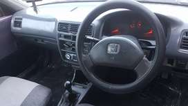 Honda city 99 model in good condition for sale and exchange possible