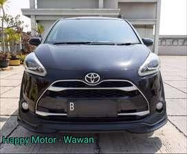 Toyota Sienta 1.5 Q CVT Matic 2017 Km38rb Tangan 1