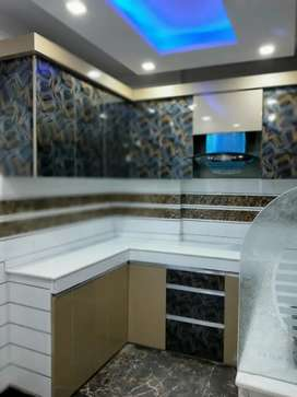 3 bedroom one drawing room for 37 lacs only