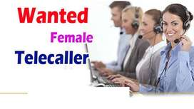 WANTED FEMALE TELECALLER FOR AN EVENT MANAGEMENT FIRM @ SARAM, PONDY