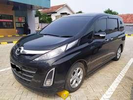 BU Mazda Biante 2rb cc/AT MPV 2012 black/hitam 8 seat terawat istimewa